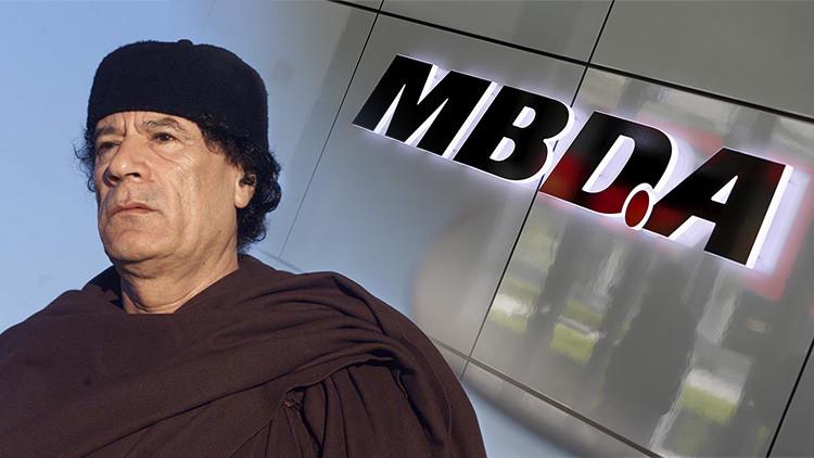 Londres: Tras el 'Brexit' debemos seguir el ejemplo de la firma que vendió misiles a Gaddafi