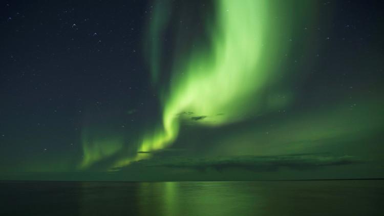 Entusiastas del espacio ayudan a expertos a identificar una misteriosa aurora boreal