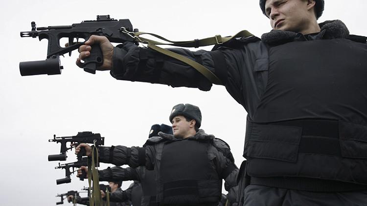 Rusia: Matan a dos terroristas del Estado Islámico que planeaban asesinar a líderes religiosos