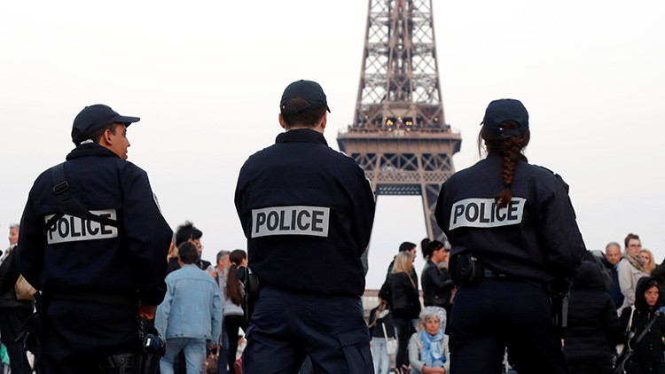 Francia: Arrestan a un hombre armado con un cuchillo en la estación de París Norte