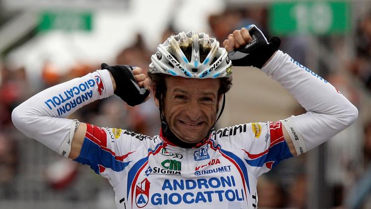 Muere un reconocido ciclista italiano arrollado por un camión durante un entrenamiento