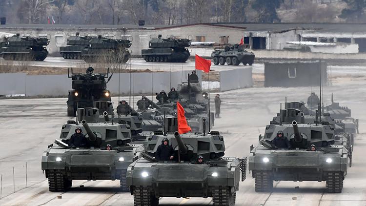 Las grandes sorpresas que prepara el desfile del Día de la Victoria en Rusia