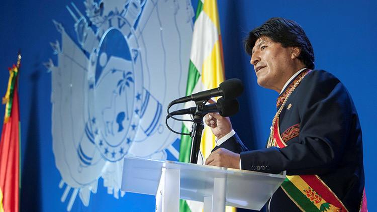 """Evo Morales: """"El planeta existiría mejor sin el ser humano pero este no viviría sin el planeta"""""""