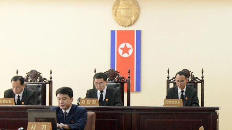 Detienen a un ciudadano estadounidense en Corea del Norte