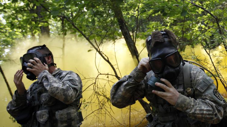 Las fuerzas de EE.UU. en Corea del Sur entrenarán cómo evacuar a no combatientes
