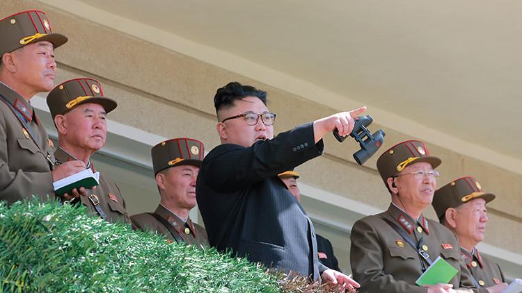 Corea del Norte afirma que EE.UU. busca derrocar al régimen de Kim Jong-un