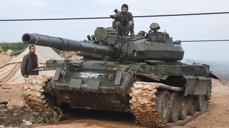 El Ejército sirio destruye uno de los mayores bastiones terroristas en su territorio