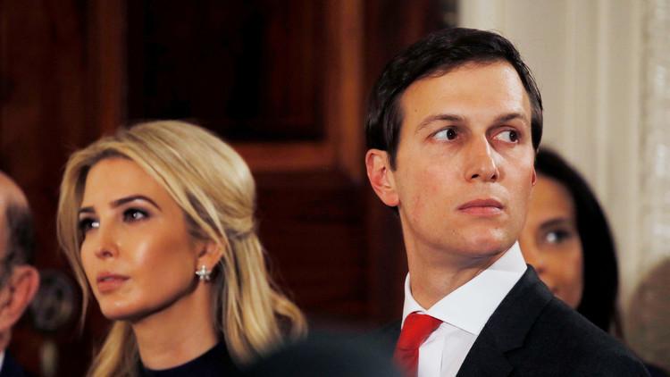 ¿Ivanka Trump y Jared Kushner tienen demasiado poder?