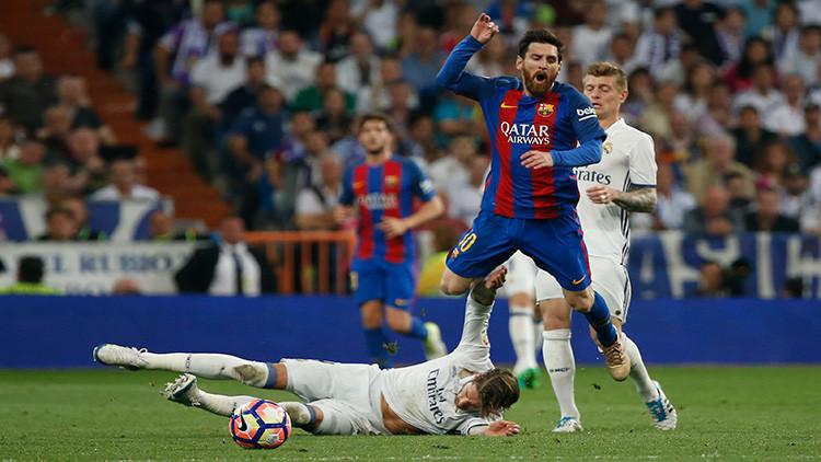 Los memes más simpáticos del Real Madrid-FC Barcelona
