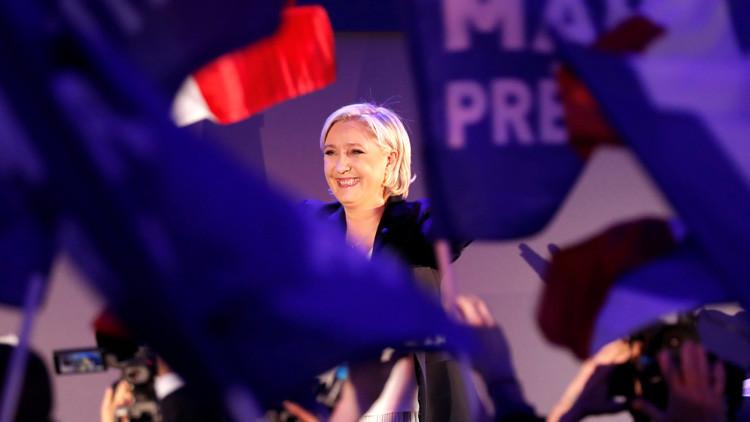 ¿Podrá Le Pen repetir el 'efecto Trump' en la segunda vuelta de las presidenciales en Francia?
