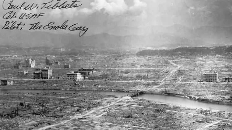 El hombre que estuvo más cerca del centro de la explosión de Hiroshima sobrevivió 37 años