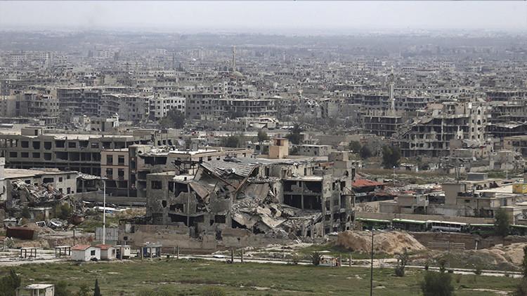 """Moscú: No hay """"ni una sola prueba"""" de que Siria haya ocultado armas químicas en el 2013"""