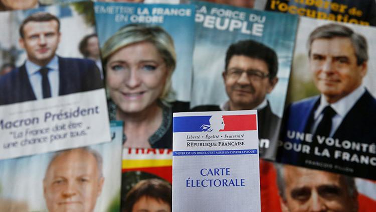 Presidenciales en Francia