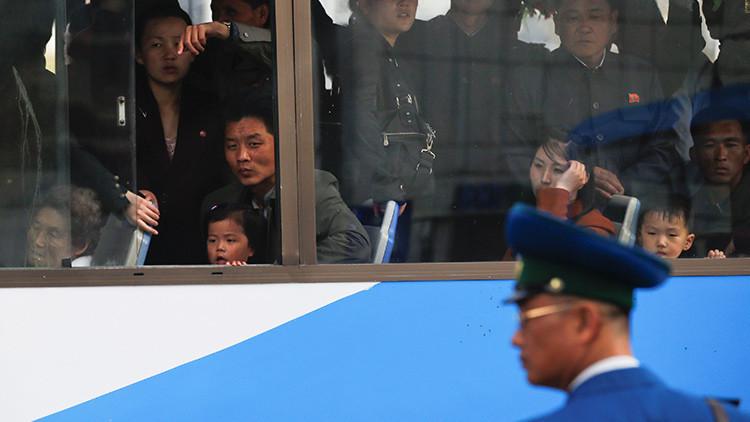 """Rusia advierte a EE.UU. de que es """"inaceptable"""" la escalada de tensión en la península coreana"""