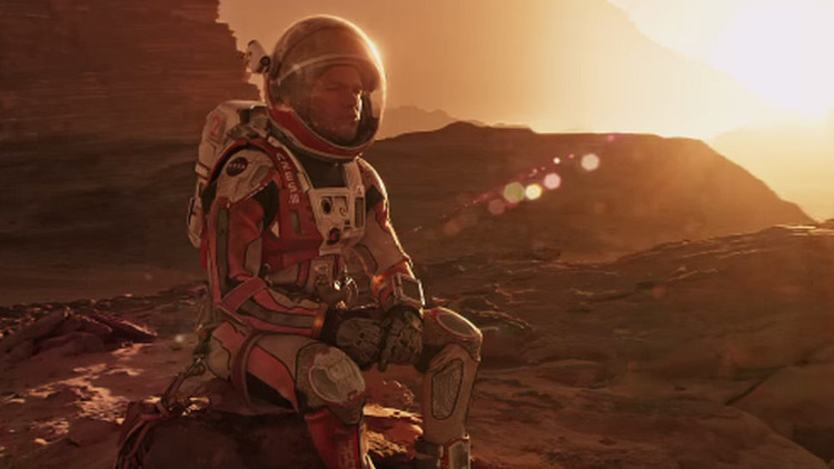 Trump insta a la NASA a enviar a humanos a Marte antes de que termine su mandato