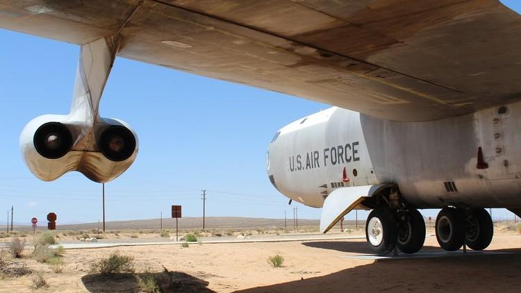 Revelan la causa del accidente del bombardero B-52 estadounidense en Guam
