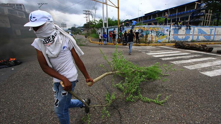 Venezuela: Un muerto y varios heridos por la violencia opositora en Mérida