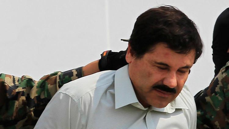 """Las 11 quejas de El Chapo sobre su reclusión: Está harto de un programa """"sobre un rinoceronte"""""""