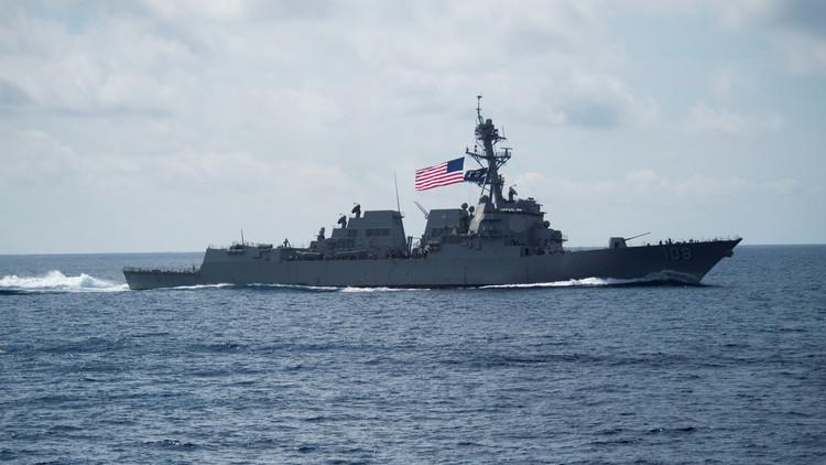 Seúl y Washington inician maniobras conjuntas en el mar Amarillo