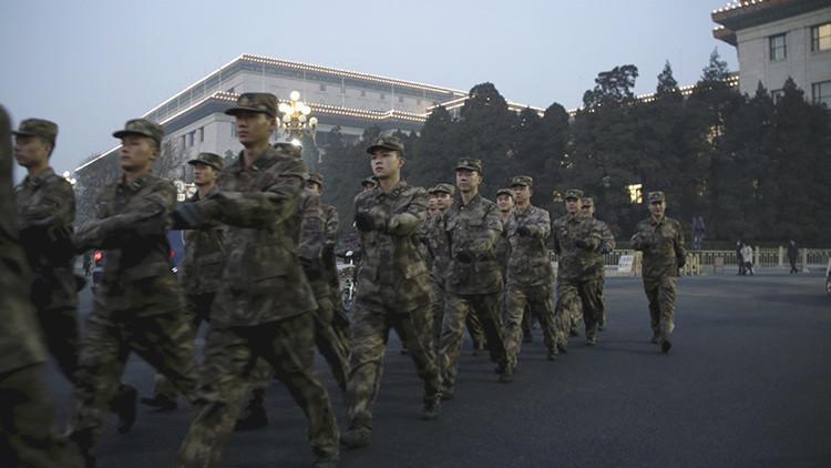 China despliega 100.000 soldados en su frontera con Corea del Norte