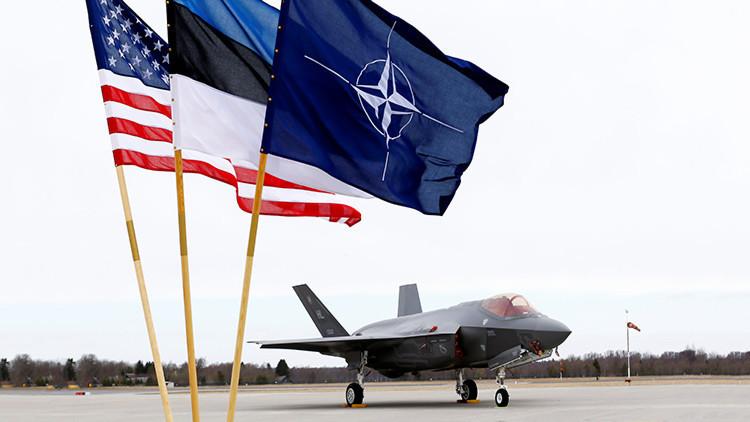 EE.UU. envía sus nuevos cazas F-35A a entrenarse en las fronteras de Rusia