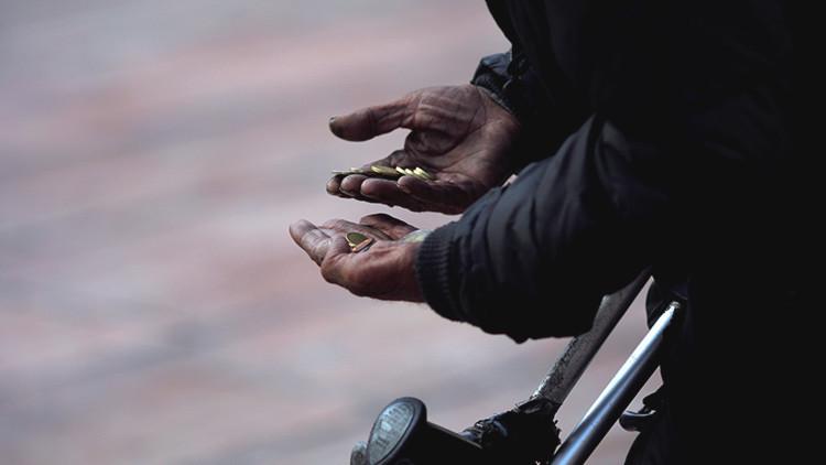 Más del 22 % de la población española está en riesgo de pobreza