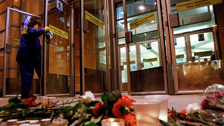 Un grupo terrorista vinculado con Al Qaeda reivindica el atentado de San Petersburgo