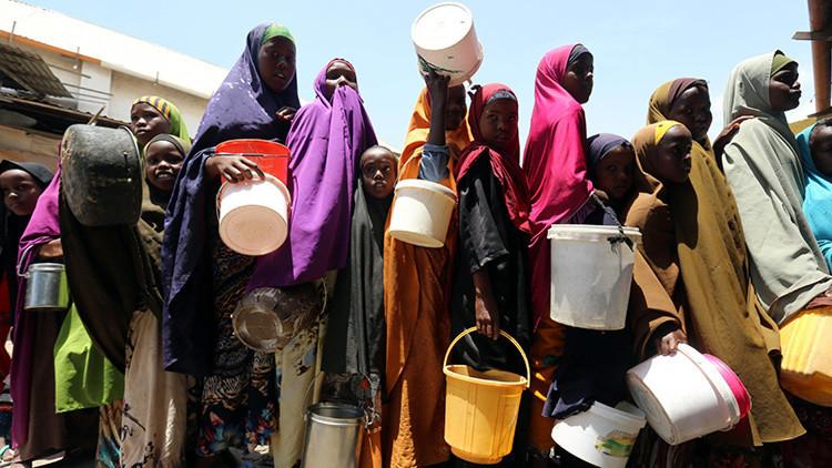 """""""La hambruna puede matar a 20 millones de personas dentro de seis meses"""""""