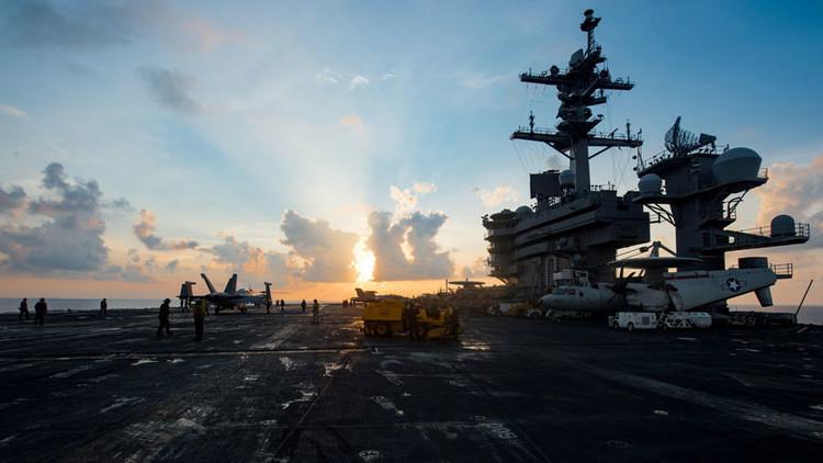 ¿Preparándose para la guerra? Este es el precio del plan de Trump para expandir la Marina