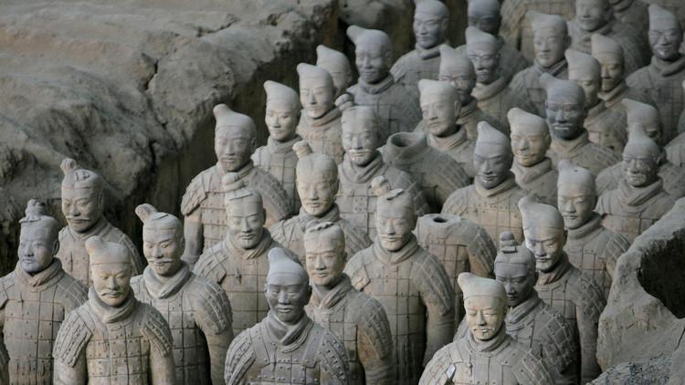 Los Guerreros de Terracota: ¿para qué quería el primer emperador chino 8.000 soldados de barro?