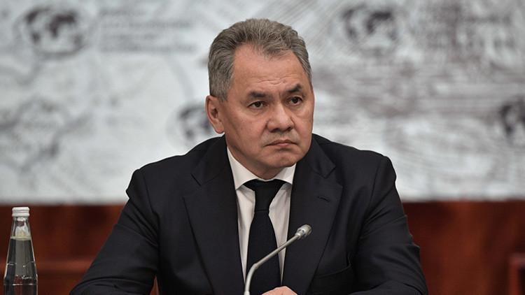 """Ministro de Defensa ruso: """"La OTAN debe dejar de intimidar a los demás con Rusia"""""""