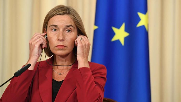 '¿Que qué?': Pregunta de RT sobre las elecciones en Francia deja mal parada a Mogherini