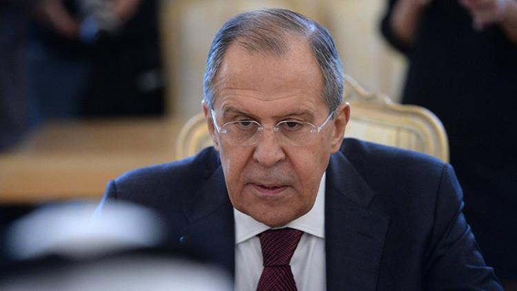 """Lavrov: """"Rusia no puede creer a EE.UU. según el principio '¡Confía en mí!' de Terminator"""""""