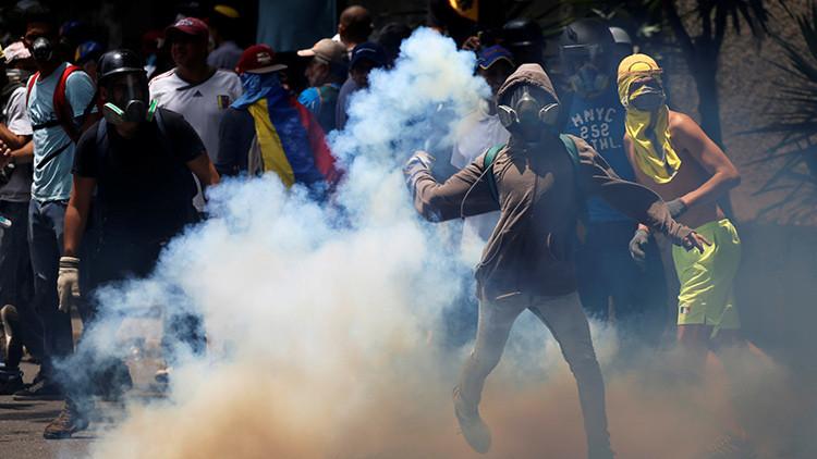 """Matías Bosch: """"La oposición sabe que con violencia no derrocará al Gobierno de Maduro"""""""