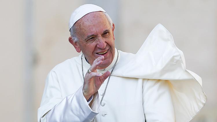 """Papa Francisco en una charla TED: """"Yo podría haber estado entre los 'descartados' de hoy"""""""