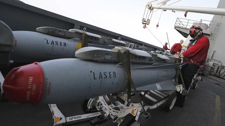 El Pentágono puede modernizar 200 bombas nucleares que almacena en Europa