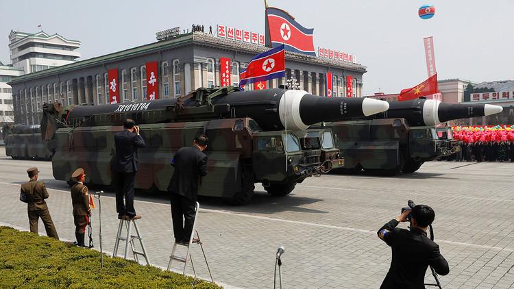 """Almirante de EE.UU.: """"Misiles norcoreanos pueden alcanzar Hawái"""" (Infografía)"""