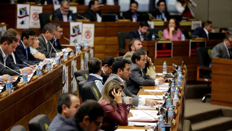 Diputados paraguayos rechazan el proyecto de reelección presidencial