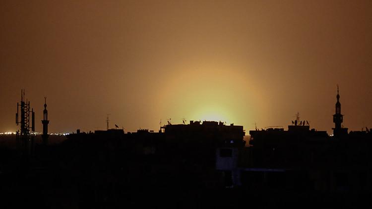 Tel Aviv: El bombardeo cerca del aeropuerto de Damasco se inscribe en la política israelí