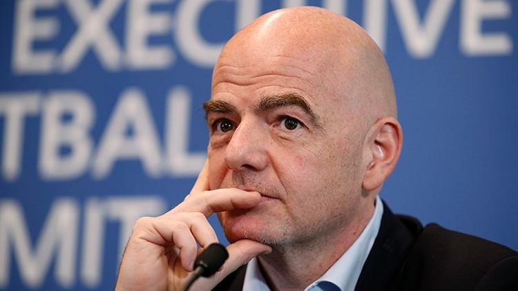 La FIFA confirma que el Mundial 2018 en Rusia contará con videoarbitraje