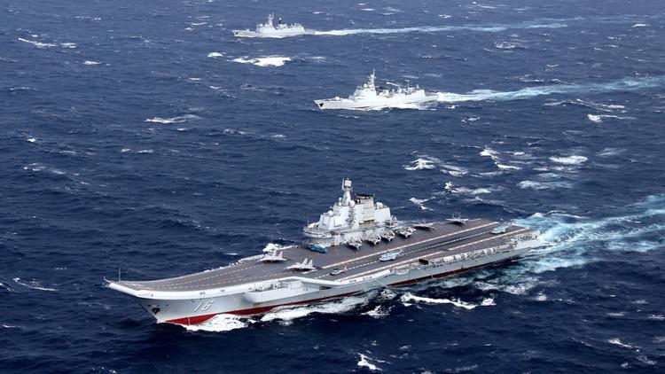 """China se """"opone firmemente"""" al THAAD y continuará sus pruebas armamentísticas"""