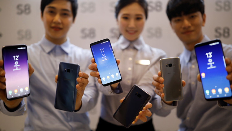 Samsung logra ganancias récord a pesar del Galaxy Note7 y las denuncias por corrupción