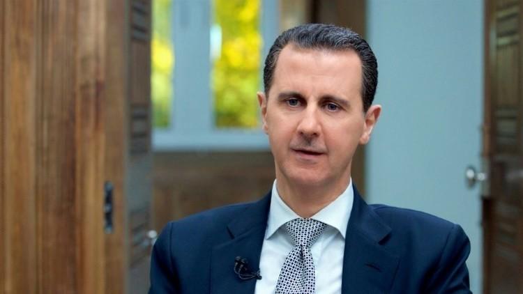 """Al Assad: """"El escenario de Venezuela es idéntico al de Siria"""""""