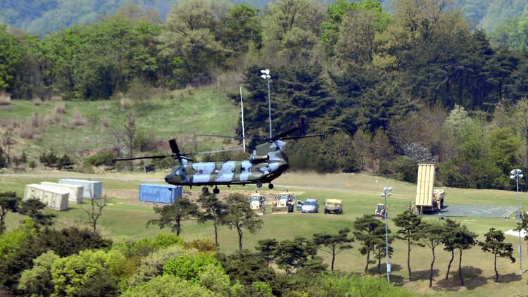 """Corea del Sur: el sistema THAAD está a punto de """"entrar en servicio"""""""