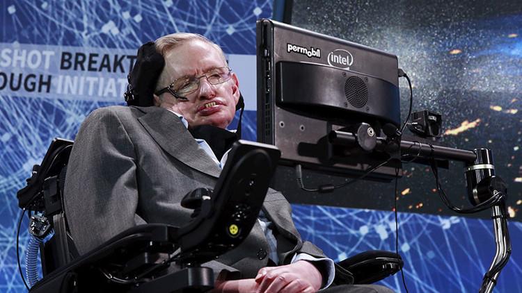 """Esto será """"lo mejor o lo peor que le ocurra a la humanidad"""" según Hawking"""