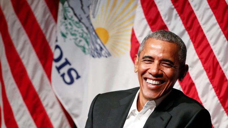 Obama 'trolea' a Trump, dice que el 'Obamacare' es más popular que el nuevo presidente