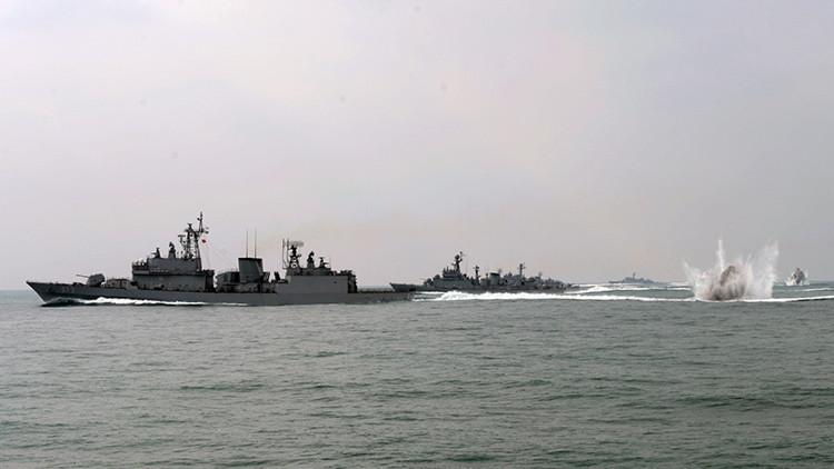 Corea del Norte denuncia 81 violaciones de su frontera marítima por el Sur