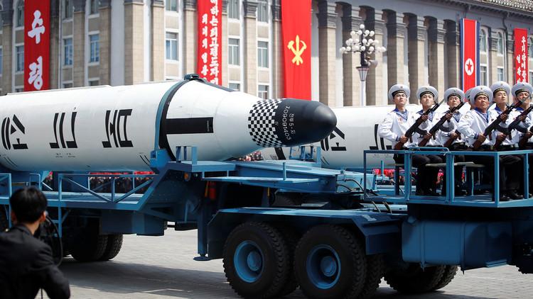 """Experto militar ruso: """"Corea del Norte completa el ciclo de pruebas de misiles de medio alcance"""""""