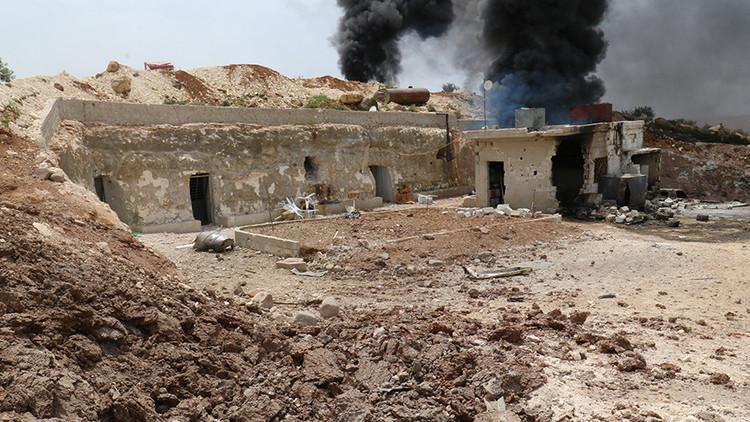 """Lavrov: Rusia está """"completamente dispuesta"""" a cooperar con EE.UU. sobre Siria"""