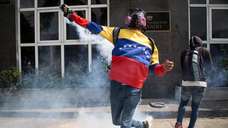 """¿Matar a conveniencia? El """"doble"""" asesinato de un joven opositor en Venezuela"""